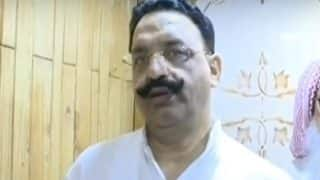 Mukhtar Ansari, Wife Hospitalised After Meeting at Banda Jail, Family Alleges Poisoning