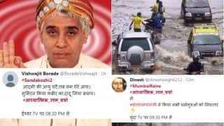 Rampal Ji Maharaj's Followers Misuse Trending Twitter Hashtags on Mumbai Rains, Earthquake and Sandakozhi 2 to Promote Godman