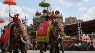 Karnataka CM Siddaramaiah to Mark The Beginning of Dussehra Festival in Mysore Today
