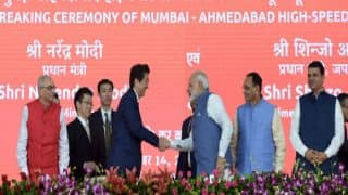 Fare For Mumbai-Ahmedabad Bullet Train to be Rs 3,000