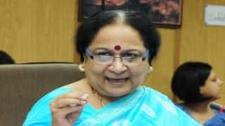 CBI Files FIR Against Ex-Environment Minister Jayanthi Natarajan, Carries Out Search At Her Residence