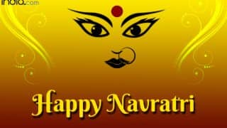 PM Narendra Modi, Other Politicians Extend Greetings on Navratri