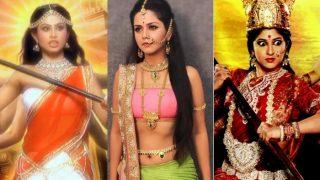 Daljeet Kaur, Mouni Roy, Sonarika Bhadoria and Other TV Actresses Who Played Goddess Durga (See Pictures)