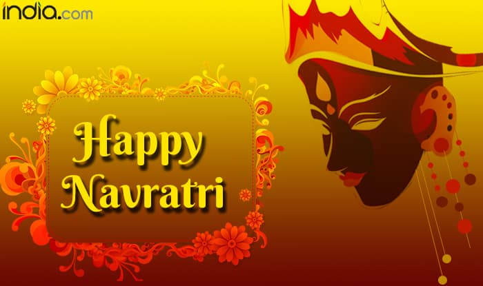 Navratri 2017 wishes in hindi best sms messages quotes whatsapp photo credits shrutika bhosale m4hsunfo