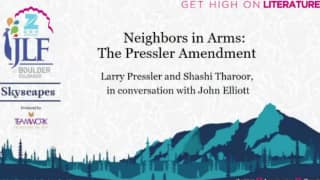 Zee JLF Boulder 2017 - Video of Neighbors in Arms: The Presler Amendment