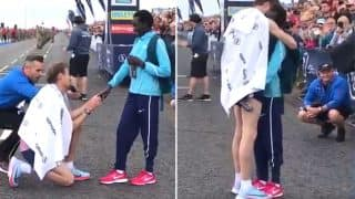 New Zealand Runner Proposing To Girlfriend After Race Wins The Internet's Heart (Watch Video)