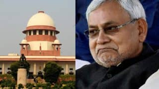 Supreme Court Issues Notice to Election Commission on Plea Seeking Disqualification of Bihar CM Nitish Kumar in Murder Case