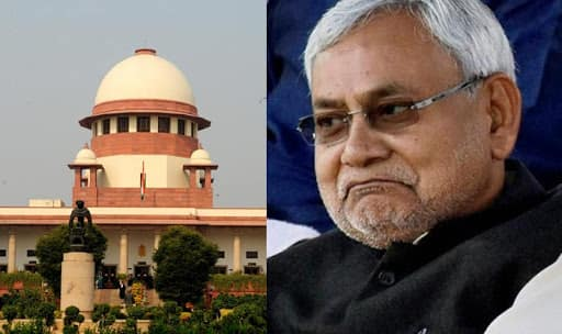 Supreme Court seeks EC's help in PIL seeking Nitish's disqualification