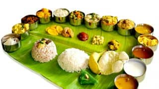 Onam Sadhya Items That Make the Traditional Recipe of Kerala Festival a Hit