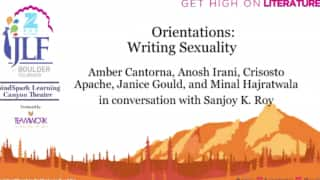Zee JLF Boulder 2017: Orientations - Writing Sexuality