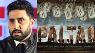 Shocking! Abhishek Bachchan Walks Out Of JP Dutta's War Film Paltan At The Last Minute
