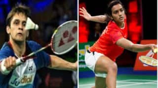 PV Sindhu, Parupalli Kashyap and HS Prannoy Make Progress in Thailand Open