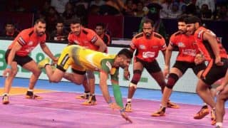 Pro Kabaddi 2017, Highlights: Bengal Warriors Play Out 37-37 Draw With Patna Pirates