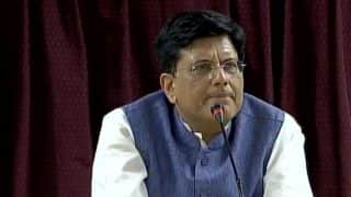 PM Modi, Japanese PM Shinzo Abe to Flag Off Bullet Train Project in Ahmedabad on Wednesday: Piyush Goyal