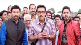 Poster Boys Quick Movie Review: Sunny Deol, Bobby Deol and Shreyas Talpade Starrer Is High On Humour