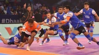 Puneri Paltan vs Haryana Steelers PKL 5: Pune Beat Haryana 37-25 to go Third on Points Table