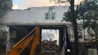 RK Studio Fire: Kapoor Brothers To Re-Build Stage 1 Area That Was Destroyed