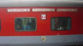 Indian Railways to Install CCTV Cameras on August Kranti or Mumbai Rajdhani Express by January 2018