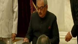 Former Union Home Secretary Rajiv Mehrishi Sworn in as New CAG