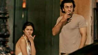 Ranbir Kapoor And Mahira Khan CAUGHT TOGETHER In NYC And Their Pictures Are Going Viral