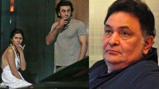 Ranbir Kapoor And Mahira Khan's Picture Gets A Surprising Reaction From Rishi Kapoor