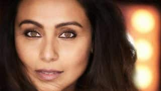 Rani Mukerji's Eyes In This Latest Photo Will Hypnotize You - View Pic