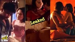 Riya Sen Sex Scene From Ragini MMS Returns Leaked Online: 5 Other Lovemaking Videos That Went Viral Before Movie Release