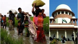 Rohingya Muslims a 'Serious Threat to India's Security', Centre Tells Supreme Court