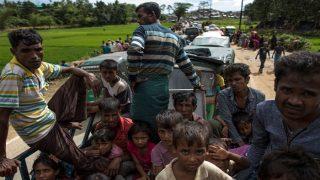 Rohingya Boy Can't Swim, But Floats Across The River From Myanmar To Bangladesh | तैरना नहीं आता था, लेकिन ड्रम के सहारे म्यांमार से बांग्लादेश पंहुचा 13 साल का नबी हुसैन