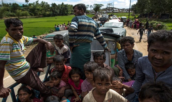 'Wait for affidavit to know government's stand on Rohingyas'