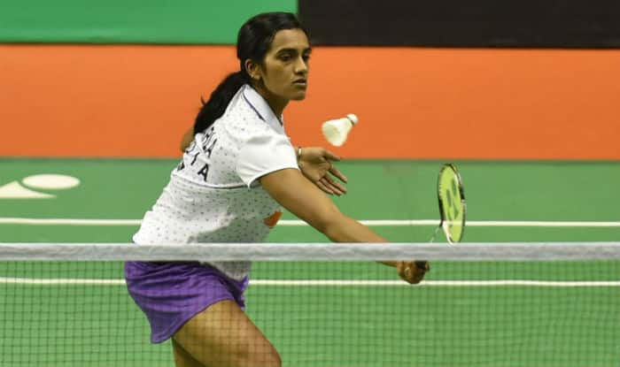 Shuttler Sindhu thanks Sports Ministry for Padma Bhushan nomination