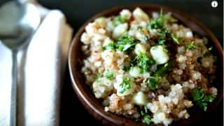 Navratri 2017 Fasting: Recipe for Sabudana Khichdi This Festive Season