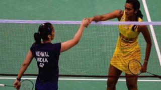 वर्ल्ड रैंकिंग में सिंधु चौथे नंबर पर बरकरार, साइना ने लगाई चार स्थानों की छलांग