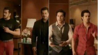 Revealed! Salman Khan's Cameo In Varun Dhawan's Judwaa 2 - Watch Video