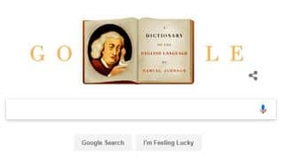 Google Doodle Celebrates 308th Birth Anniversary Of Samuel Johnson, The Father Of Modern Dictionary