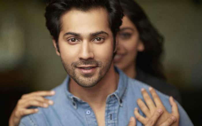 Meet Varun Dhawan's new October girl!