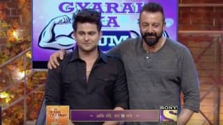 Sanjay Dutt And Sanket Bhosale's Encounter On The Drama Company Is The Best Thing You Will See Today - Watch Video