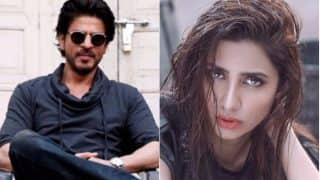 Mahira and Shah Rukh Khan's Smoke Break Picture Takes Over Instagram - But It's Not Same as Ranbir Kapoor Photo