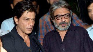 Shah Rukh Khan Not To Be A Part Of Sanjay Leela Bhansali's Upcoming Love Story?