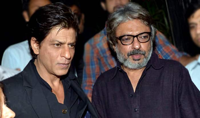 SRK turns down Sanjay Leela Bhansali's films