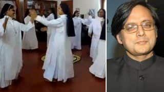 Shashi Tharoor Shares Video of Christian Nuns Celebrating Onam With Traditional Thiruvathirakali Dance