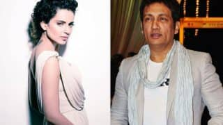Shekhar Suman Claims His Tweet Wasn't Aimed At Kangana Ranaut After Getting Trolled