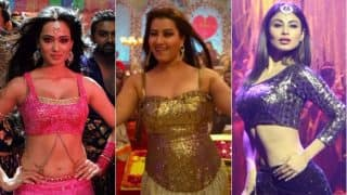 Shilpa Shinde to Mouni Roy, 7 Sexy TV Actresses Who Have Done Hot Bollywood & Bhojpuri Item Songs