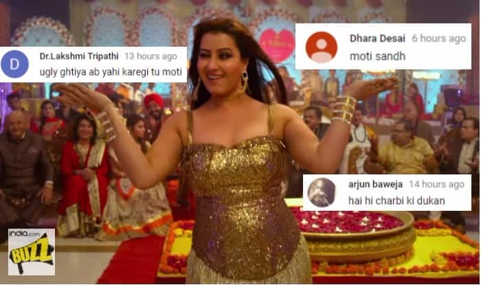 Shilpa Shinde Fat Shamed For Hot Item Song: Bhabi Ji Ghar Par Hai Actress Trolled Online for Crass Dressing
