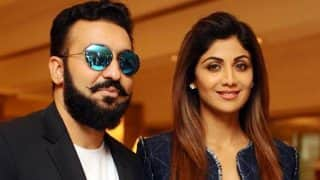Photographers Get Beaten Up For Clicking Shilpa Shetty And Raj Kundra Outside A Restaurant - Watch Video