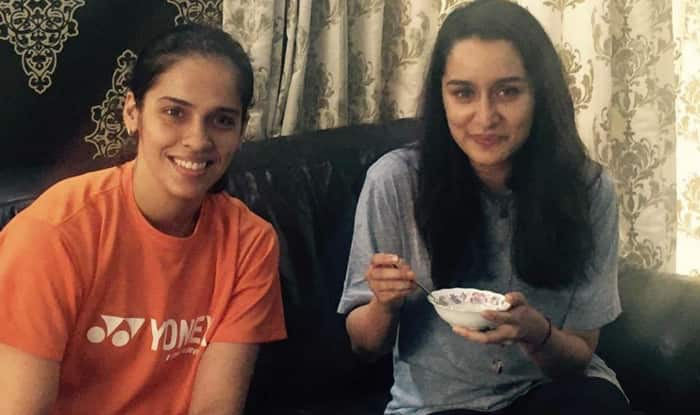 Shraddha Kapoor Spends Time Saina Nehwal And Her Family