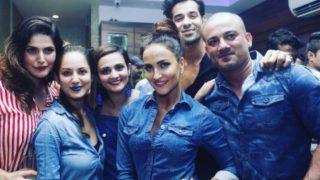 Iulia Vantur, Zareen Khan, Elli Avrram: Look Who All Attended Salman Khan's Rakhi Sister Shweta Rohira's Pre-Birthday Bash