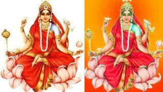 Navratri 2017 Day 9: Worship Maa Siddhidatri, the Ninth Form of Goddess Durga