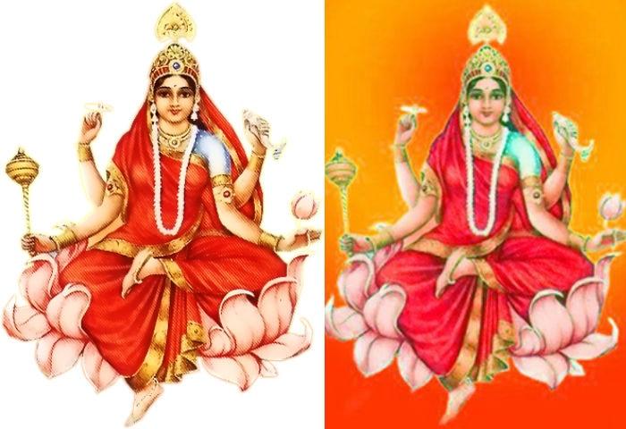 Image result for Goddess Siddhidatri