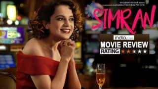 Simran Movie Review: Kangana Ranaut Shines Once Again With Her Endearing And Flawless Performance